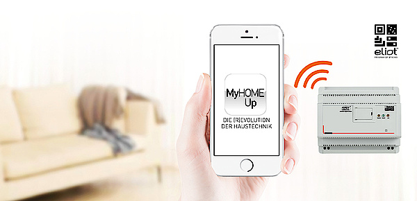 MyHOME / MyHOME_Up bei ELGRO GmbH in Ottobrunn